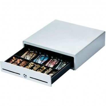 Metapace K-1 Electric Cashdrawer White