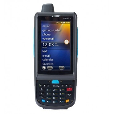Unitech PA692, 1D Laser, Numeric Keypad, WEH 6.5