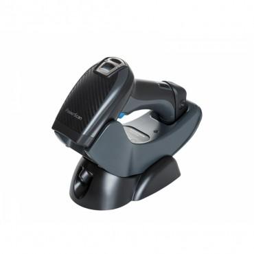 Datalogic PowerScan PM9500-RT, 2D, SR, RB, kit (USB), Black, Grey