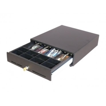 POS-C Elektronisk Pengeskuffer C35 - Sort