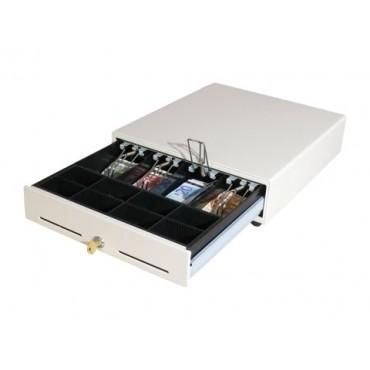POS-C Elektronisk Pengeskuffer C35 - lysegrå