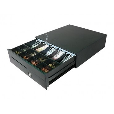 POS-C H-408 High-End Electronic Cashdrawer Black