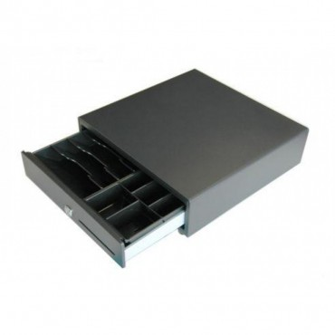 POS-C R-335 Mid-Range Electronic Cashdrawer Black