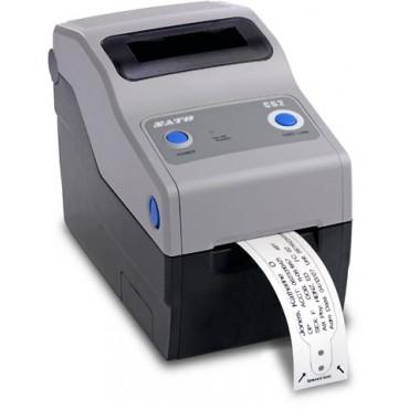 SATO CG208, Direct Thermal, 203DPI, USB/LAN