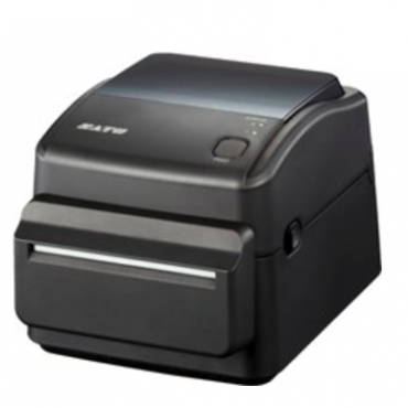 SATO WS408DT, Direct Thermal, 203DPI, Cutter, USB/LAN