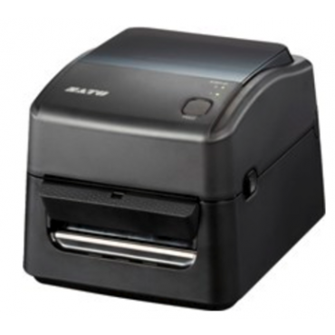 SATO WS408DT, Direct Thermal, 203DPI, Dispenser, USB/LAN