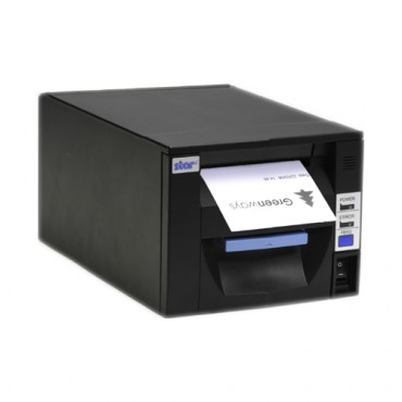 Star Micronics FVP-10, Direct Thermal, USB, 203DPI, Black