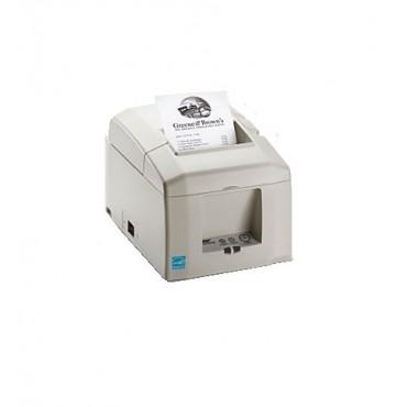 Star TSP654IIBI-24 POS-Printer, Bluetooth, Cutter, White