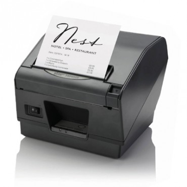 Star TSP847IIU-24, Receipt-Printer, 203DPI, USB, Cutter, Dark Grey