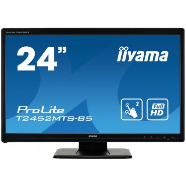 iiyama ProLite T2452MTS-B5, 60cm-23,6'', Full-HD, Black