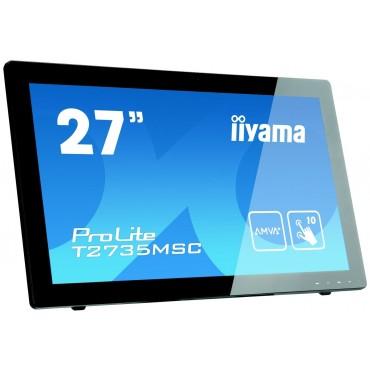 iiyama ProLite T2735MSC, 68,6 cm-27'', Projected Capacitive, Full HD, black