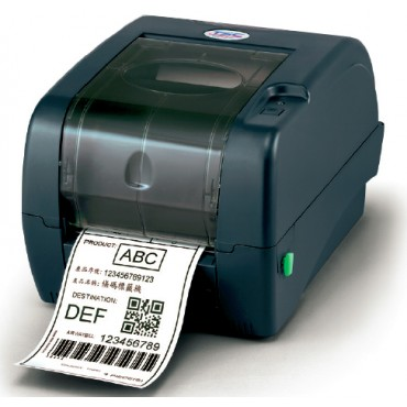 TSC™ TTP-345, Thermal Transfer, USB/Ethernet, 300DPI, Labelprinter