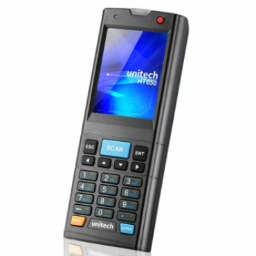 Unitech SRD650 1D Laser Handterminal with Microsoft Windows©