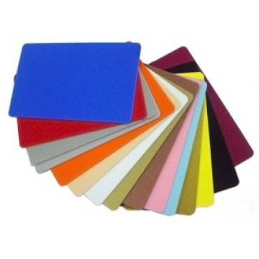Zebra® Plastic (PVC) Card-Printer Cards