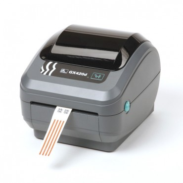 Zebra® GX420D™ Direct Thermal Labelprinter