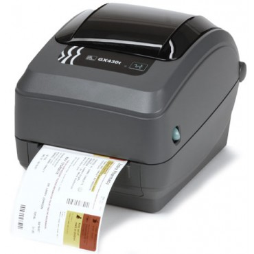 Zebra® GX430T™ Thermal Transfer Labelprinter