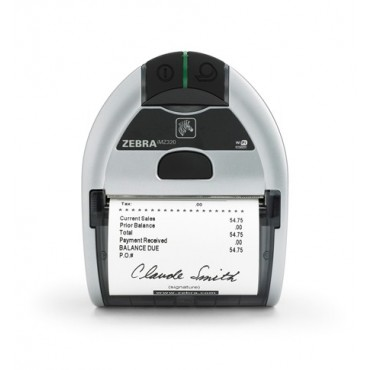 Zebra® iMZ320™ Bluetooth® Direct Thermal Mobile POS-Printers