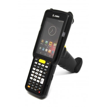 Zebra MC3300, 2D, LR, 38-Keys, ESD, Grip, Android - MC330K-GE3HA3RW
