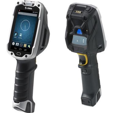 Zebra® TC8000 Rugged 1D Laser Touch Computer