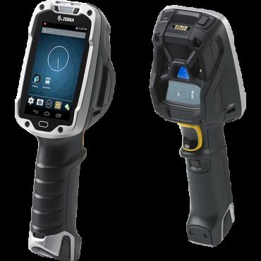 Zebra® TC8000, 2D, SR, BT, WiFi, NFC, Display, Android