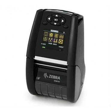 Zebra ZQ610, Bluetooth, WiFi, 4900mAh - ZQ61-AUWAEC0-00