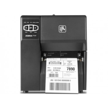 Zebra® ZT220 Thermal Transfer Labelprinters