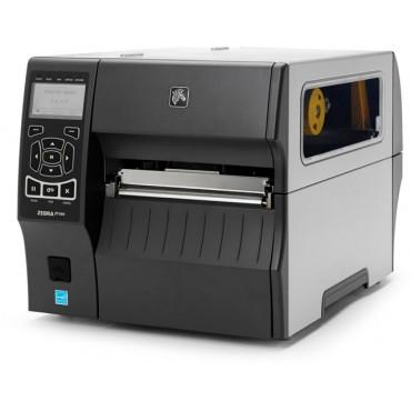 Zebra® ZT420™ Thermal Transfer & Direct Thermal Labelprinter
