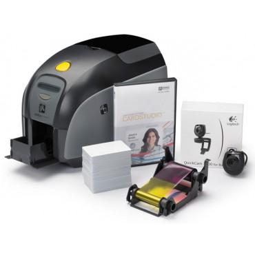 Zebra® ZXP Series 1™ Single Side Card-Printer