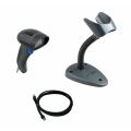 Datalogic QuickScan I QD2430, USB, stand - black