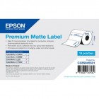Epson Label Roll, Normal Paper, W:102 x H:51, Core: 46mm, White
