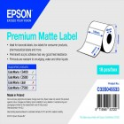 Epson Label Roll, Normal Paper, W:102 x H:152, Core: 46mm, White