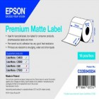 Epson Label Roll, Normal Paper, W:76 x H:51, Core: 46mm, White