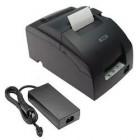 EPSON TM-U220B, USB, Cutter, Black