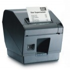 Star TSP743EII-24, Ethernet/LAN, Receipt-Printer, Dark Grey