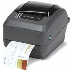 Zebra GX430T Thermal Transfer Labelprinter