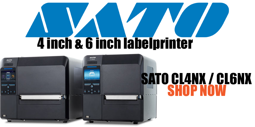 SATO CL4NX - CL6NX Label-Printer